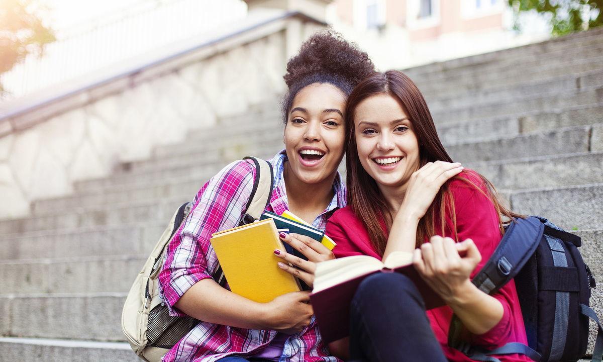 Foto bij Je tiener op school